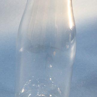 Flaske 500 ml klar 38 mm 2-start