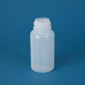 Flaske 1 l. naturel LDPE/65 mm