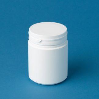 Tabletdåse 750ml Hvid/ 95mm