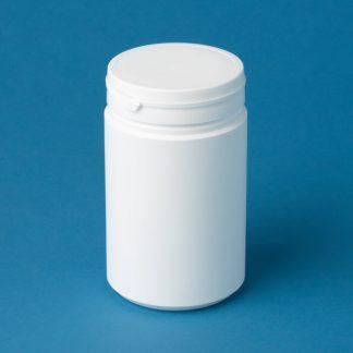 Tabletdåse 1000 ml hvid/95 mm