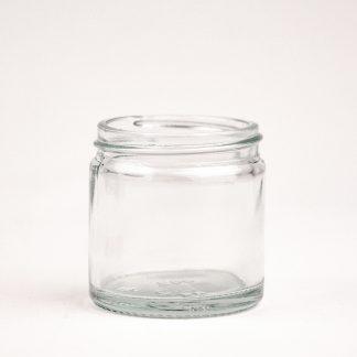 Salveglas 60 ml klar /51 mm