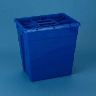 Beholder 30 l. til risk.affald/