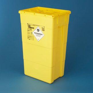 Beholder 60 l. til risk. affald/