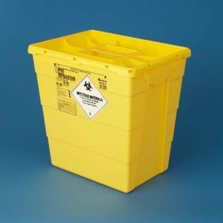 Beholder 30 l. til risk. affald/