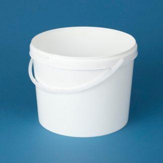 Spand letvægt 10L hvid / 289mm
