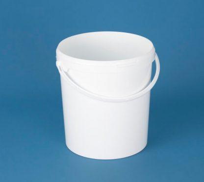 Spand 15,9 l. hvid / 292 mm