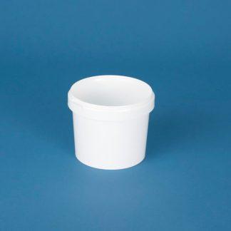 Bøtte 1000 ml hvid / 133 mm