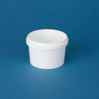 Bæger 570 ml hvid / 118 mm