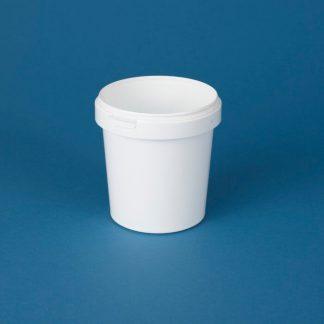 Bæger 870 ml hvid / 118 mm