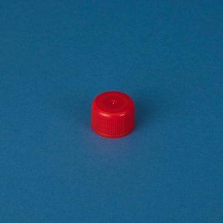 Vulstkapsel 28 mm rød