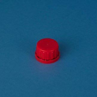 Vulstkapsel 32 mm rød m/låsering