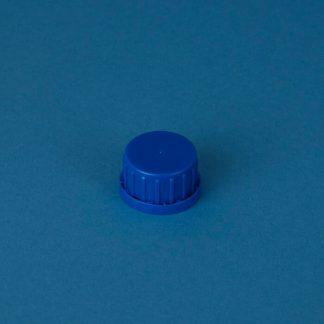 Vulstkapsel 32 mm blå m/låsering