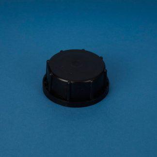 Vulstkapsel 61 mm sort
