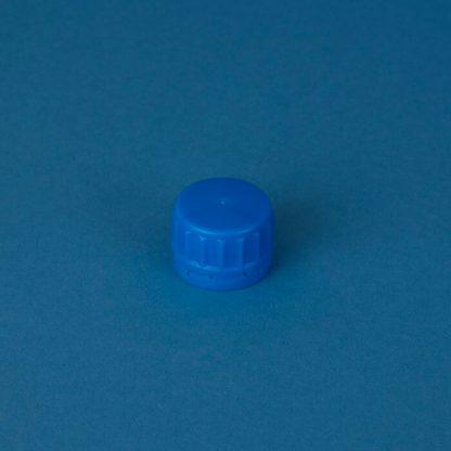 Kapsel 32 mm blå m/konus/låsering