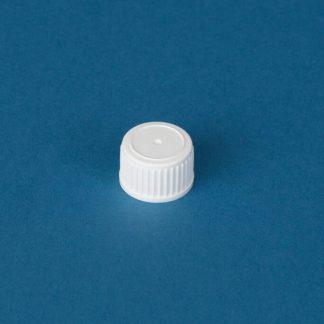 Kapsel 18 mm hvid