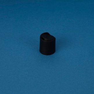 Kapsel 24 mm sort disctop