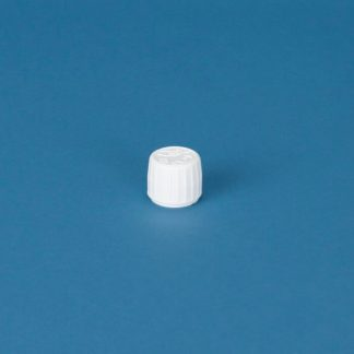 Børnesikringskapsel 28 mm hvid
