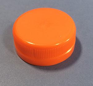 Kapsel 38 mm 2-start / Orange