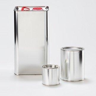 Blik- og aluminiumsemballage