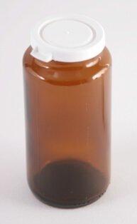 Tabletglas 175 ml brun / 42 mm
