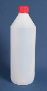 Flaske 1 l. naturel UN-godk. / 28 mm