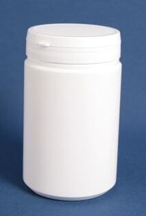 Tabletdåse 1000 ml hvid /95 mm