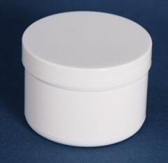 Dåse 150 ml hvid / 66 mm