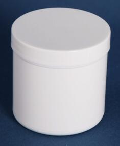 Dåse 190 ml hvid / 66 mm
