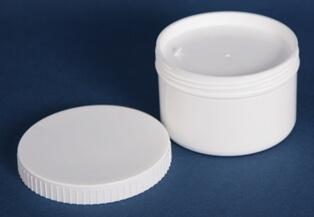 Dåse 350 ml hvid / 91 mm