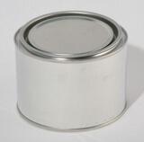 Blikpatentdåse 500 ml lav /inkl låg
