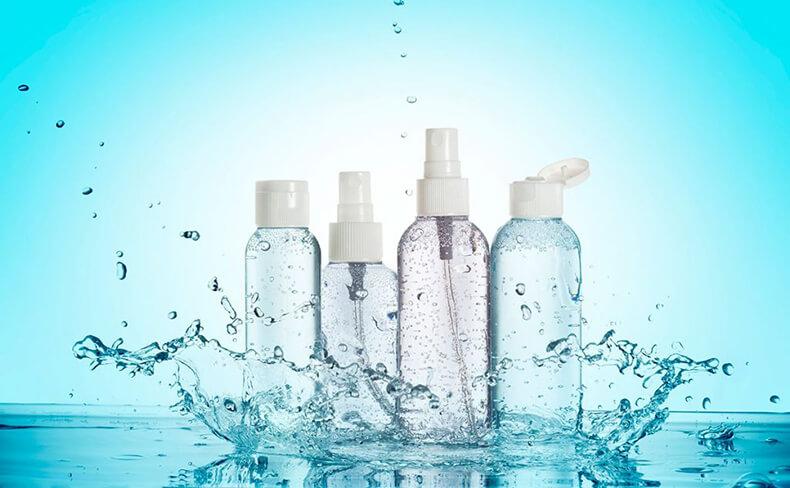Kosmetikemballage, fx kosmetik pumper