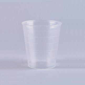 Målebæger 30 ml naturel /38 mm Gammel version