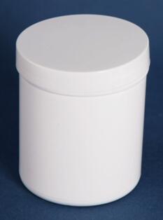 Dåse 225 ml hvid / 66 mm