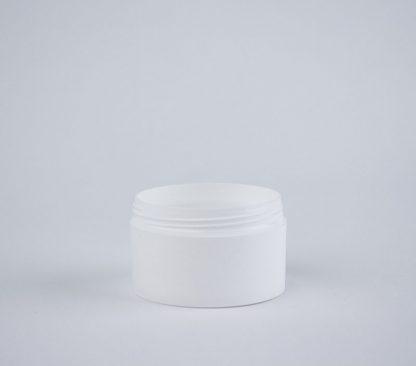 Krukke 100ml hvid mat / 68mm