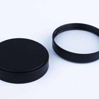 Låg 68mm m/ EPE liner sort mat