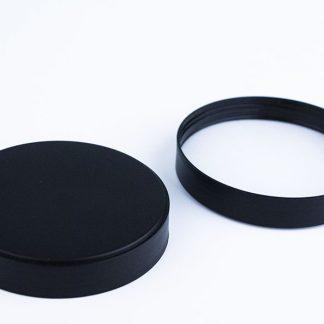 Låg 90mm m/ EPE liner sort mat